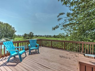 NEW! 4BR Brigantine House w/ Golf Course Views!
