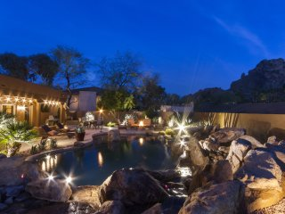 Breathtaking Camelback Mountain Views! Located in Prestigious Paradise Valley.