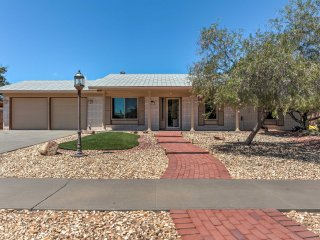 NEW! 3BR El Paso Smart House w/ Charming Yard!
