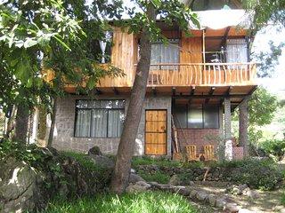 Tzikin Jaay (Casa de Pajaros)