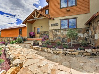 Ridgway House w/ Panoramic Mtn Views Inside & Out!