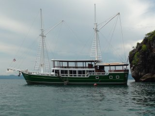 Merdeka 3 Night Stay in the Islands off Phuket - Tue to Fri in shared Yacht.