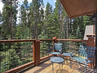 2Br Townhome, Perfect Location to Summer Mountain Activities