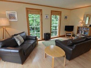 Living area onto garden