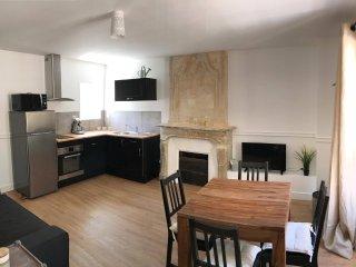 Appartement Chic et Romantique Bayeux Centre 'Reine Mathilde'