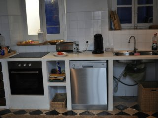Familial Ground Floor apartment, 4-6 persons.
