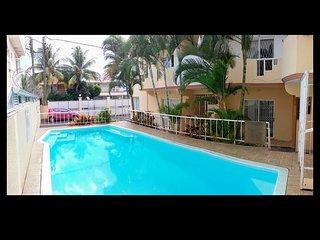 Appartement avec piscine 'Residence Eau Douce'
