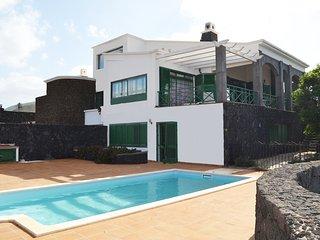 Vista Timanfaya - Un balcon al Timanfaya