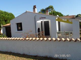 'la Chaucrine'maison agréable st georges à proximité de la Mer