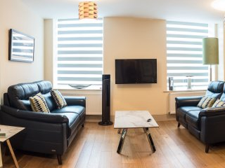 CS Serviced Apartments Luxury One Bedroom Executive Apartment