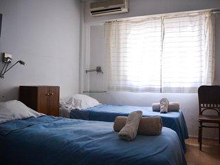 Recoleta Cozy Comfortable Studio 53, Buenos Aires
