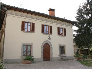 4 bedroom Apartment in Rassina, Tuscany, Italy : ref 5241881
