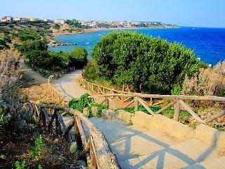 Japigium Villino Granchio con veranda sul mare