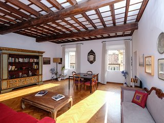 Magnificent Old Rome Art apartment