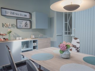 Cottage < villa Maia > Montreuil sur mer