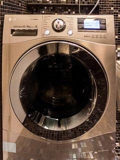 Washing machine, dryer