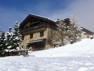 Chalet Pearl luxury ski & hiking (La Plagne; Paradiski; Vanoise)