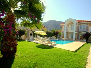 Turquoise Coast of Turkey in Dalyan,for a relaxing holiday, private Villa Amazon
