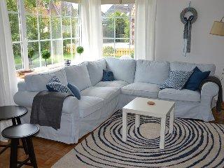 Ferienhaus Marga für 2-6 Personen, Garten, WLAN, für Familien, Hunde erlaubt