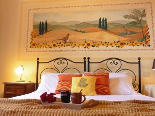 Le Manzinaie - Girasole - Perfect holiday in Tuscany