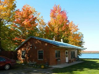Huron Bay Cottages..(Logger)