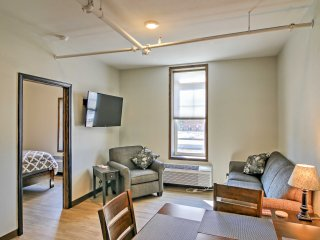 NEW! 1BR Sturgis Apartment Overlooking Main Street