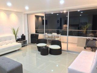 Moderno apartamento cerca de Medellin