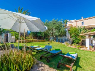CORSO - Chalet for 8 people in Porto Colom
