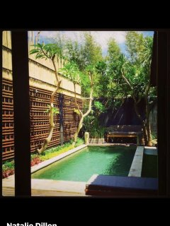 Villa lanie seminyak close walking distance to shops and restaurants private poo