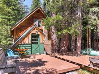 Tahoma Cabin Near Homewood Ski Resort & Lake Tahoe