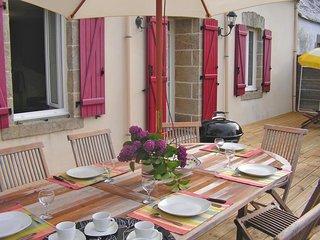 Villa dans un hameau privé au bord de mer