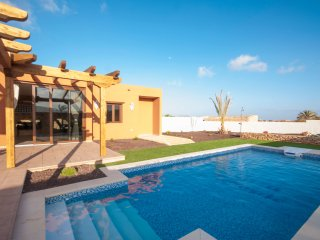 Holiday cottage with private pool in Tuineje