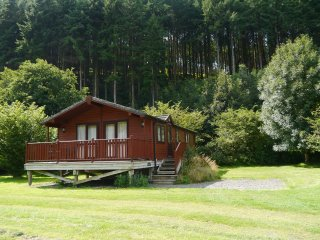 The Dartmoor Riverside Lodge