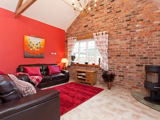 Owl Cottage - A beautifully presented 1 bedroom home with full disabled access