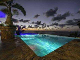 Waterfront Luxury Villa! Fully staffed! Pool! Service! Amedis