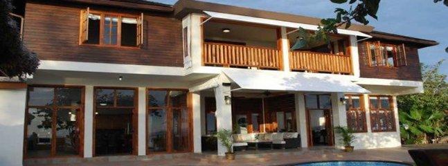 ABSOLUTE WATERFRONT! POOL! STAFF! WEDDINGS! REUNIONS!-Villa Sur Mer -l 6BR