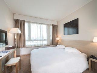 Studio moderne & confortable au centre de Genève avec services hôteliers
