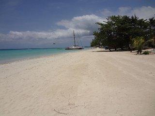 'ON Negril's FAMOUS 7 Mile Stretch Beach!Idle Awhile Villas-Sea Grape, Negril