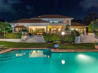 Butler Service! Chef! Pool! Elegant! Caribbean Jewel