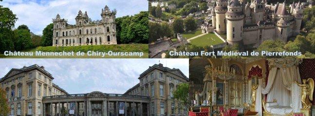 Les sites touristiques.