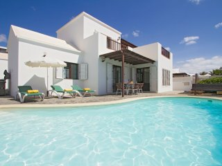 4 bedroom Villa in Playa Honda, Canary Islands, Spain : ref 5675865