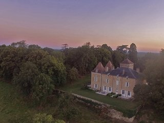 Chateau de Redon with daily maid service