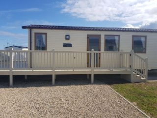 Silver Sands Lossiemouth Brand New 2017 Luxury Static Caravan Breaks Caravan