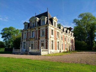 Calme et confort au Chateau...