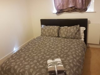 Two bedroom Two bathroom. Free parking