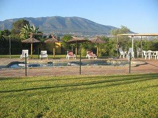 Casa rural con encanto en la Costa del Sol