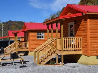 Cozy cabins and perfect location for adventure on the Hatfield McCoy ATV Trails
