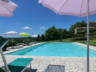 2 bedroom Villa in Colle di Val d'Elsa, Tuscany, Italy : ref 5228386