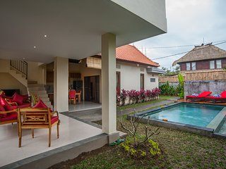 Villa Two Islands in Ubud / 2 BDRM with Private Pool