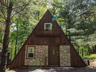 A-Frame #8 | Hocking Hills